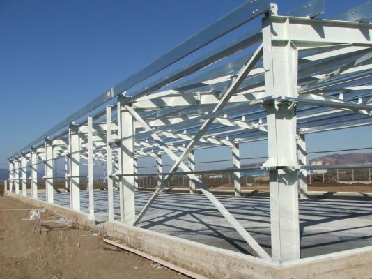Structuri pentru construcții metalice